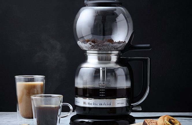 KitchenAid Siphon: Kaffeegenuss in Barista Qualität