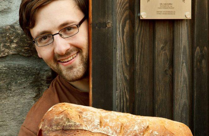 Brot-Blogger Lutz Geißler