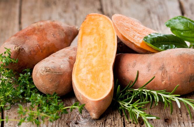 Süßkartoffel - eine echte Bereicherung für Genuss und Gesundheit
