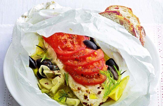 Rezept Doradenfilet mit Tomaten und Fenchel Hagen Grote